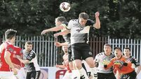 Sweet revenge for Bohs as they see off St Pat's
