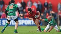Bonus Pro14 start for Munster