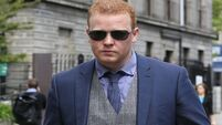 Assault garda gets suspended sentence