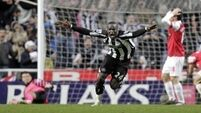 Friend and foe encountered Cheick Tiote legendary 'reducers'