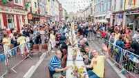 Short film celebrates award winning Irish town's food pedigree