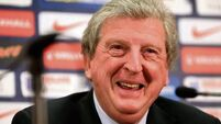 Crystal Palace set to swoop for Roy Hodgson after sacking Frank de Boer