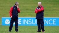 Coaching duo get backing of Lions legends