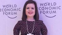 Ireland's only female Davos delegate Sinéad Burke says social media gave her a voice