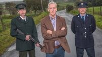 Curtain rises on policing the Troubles