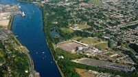 Tivoli docks redevelopment plan includes 4,000 houses
