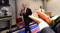 Enda days: 15 years as leader and four minutes to say Enda Kenny's retiring
