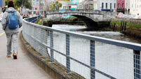 €40,000 spent on safety mesh to retrofit Cork quay railings
