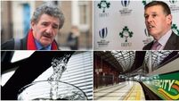 MORNING BULLETIN: John Halligan urged to resign; IRFU CEO leads RWC counter-attack