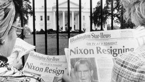From Nixon to Trump, the FBI has always had a duty to keep the President in check