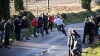 On the quiet lanes and roads of Cork, road bowling is surviving in changed times