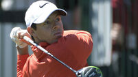 Rory McIlroy struggles at Bay Hill