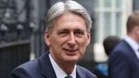 Philip Hammond: Brexit uncertainty stalling corporate investment