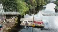 WATCH: Cork's Shakey Bridge will retain famous shake after restoration, engineers insist