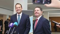 Taoiseach and Finance Minister 'absolutely aligned' on tax cuts, says Paschal Donohoe
