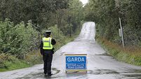Gardaí investigating abduction and assault of Kevin Lunney forensically examining container in Cavan