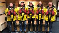 Cork lifeboat crew to be honoured with first RNLI gallantry award in 10 years