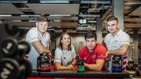 Fry-ups out for Munster as turmeric juice hits menu
