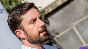 Eoghan Murphy says he would like to stay on as housing minister