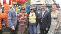 Watch: Cork Pride shines as activist David Roche is honoured