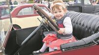 Range of Ford vehicles showcased at Cork International Car Show