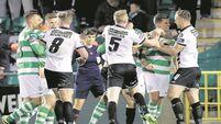 Eager Shamrock Rovers add to Dundalk's misery