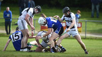 Jack O'Connor the lad to save Sarsfields