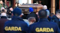 'This is a family, not a cartel,' Hutch funeral hears