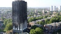 Cladding on 231 high-rises is to be tested for fire risk