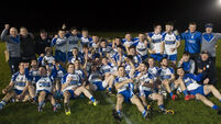 Never-say-die Knocknagree land historic first club title
