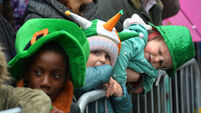 We captured some video at a variety of St Patrick's Day parades. Check them out