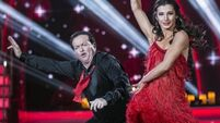 The party's over as Marty makes his last stand on DWTS