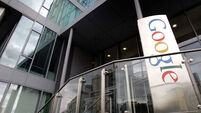 Google faces €1.1bn French tax ruling over Irish HQ