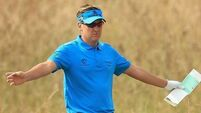 Ian Poulter in love with Ryder Cup foes