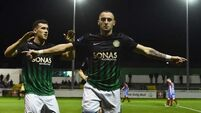 Bray Wanderers v Drogheda United  - SSE Airtricity League Premier Division