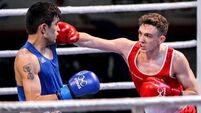 Brendan Irvine on track after 'proper fight' with TJ Waite