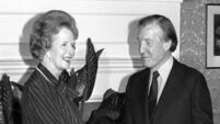State Papers 1987: Leaders re-established good terms after Anglo-Irish clash