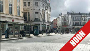 Noticeable drop in footfall in Cork city due to Bus Éireann strike