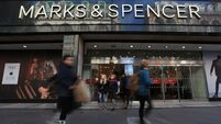M&S shares fall amid hit from 'puzzling' food sales