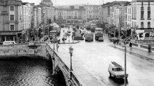 Restoration of Cork city's landmark bridge to its former glory