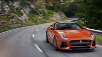 Fastest, most focused F-Type a glorious assault on the senses