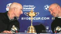 US Ryder Cup captain Jim Furyk rues '25 years of scars'