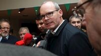 Simon Coveney: Fine Gael must 'show some humility' in assessing election result