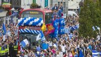 Déise fans still believe as team receive rapturous welcome home