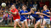 First-half goals set up Cork for hard-fought win