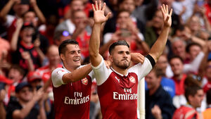 Arsenal's Kolasinac looks a star - Four things we learned after the Community Shield