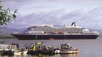'Golden opportunity' for Cork to be cruise destination par excellence