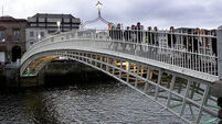 Overseas visitors to Dublin to top 6m by 2025