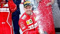 Vettel Ferrari's 'number one'