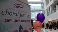 Five events to check out at the Cork International Choral Festival today (Friday, April 28)